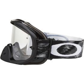 Oakley Crowbar MX Goggles, jet black speed/clear